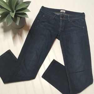 Hudson | Collin Flap Cropped Ankle LVC Skinny | 26
